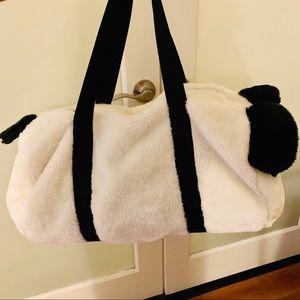 Betsey Johnson Bags - Luv Betsey by Betsey Johnson Panda Weekender